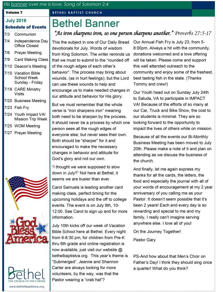 July 2016 Banner Newsletter-1